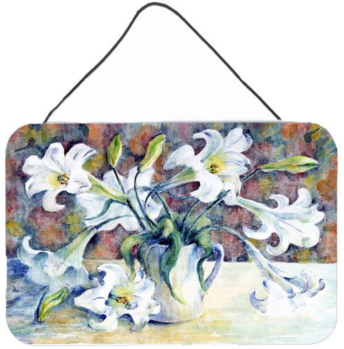 Easter Lillies Painting Print