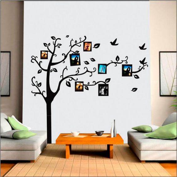 Adesivo Árvore de Fotos