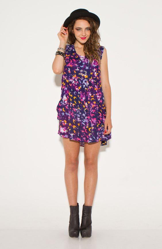 MARKET HQ | Star Crossed Dress