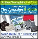 E-Cloth Professional | Silver Embedded In The Microfibers « Cost Effective Green Living w/ E-Cloth