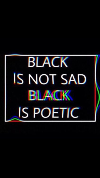 yes.....a black object absorbs all the colors of the visible spectrum and reflects none of them to the eyes.....it's mysterious, beautiful, complex just like the heart....and the human condition......