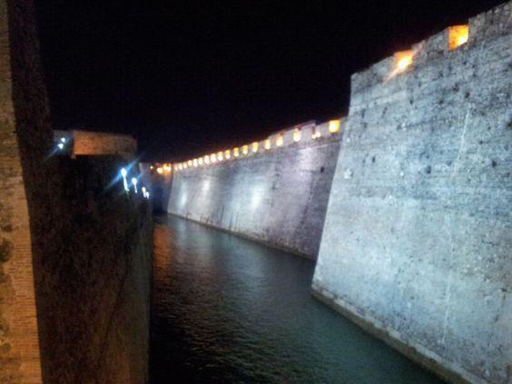 Foso San Felipe. Ceuta