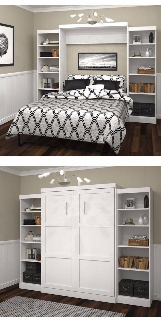 The new Boutique Queen Wall Bed creates a more functional living space. Perfect for the guest room or any place where space is at a premium, this queen-size wall bed provides a sleeping area without taking up valuable living space.