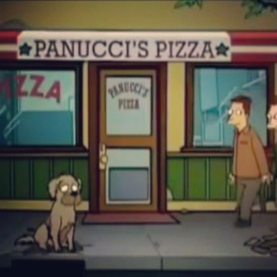 This episode of #Futurama is the reason I adopted my puppy from the shelter. #feels