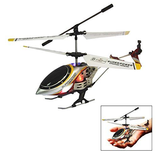 Christmas Helicopter Gift Mini Alloy Design Rc Battery Operated