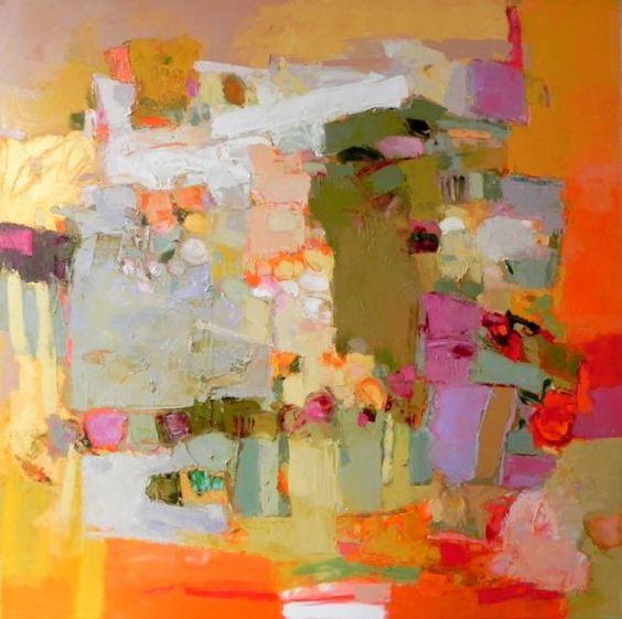 Souvenirs abstrait and art abstrait on pinterest for Galerie art abstrait