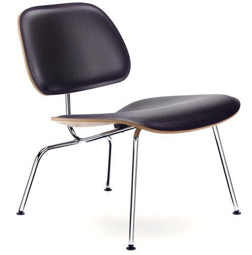 silla de diseño de Charles & Ray Eames LCM LEATHER VITRA HOME