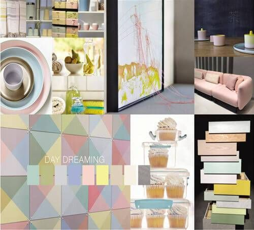 a more detailed look at pantone's home + interiors 2017 | @meccinteriors | design bites