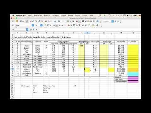 31 Luxus Holzliste Vorlage Schreiner Ideen In 2020 Excel Vorlage Vorlagen Finanzen