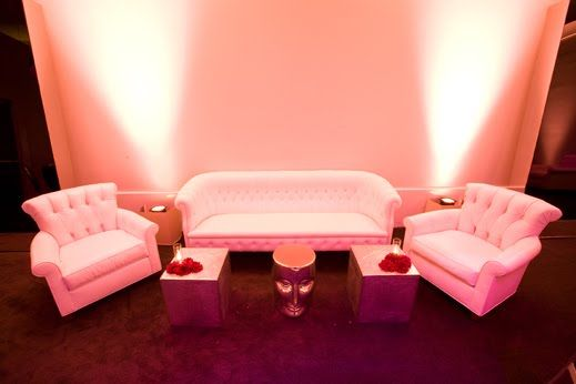 Lounging Around ~ Coordination by Mint Julep Social Events
