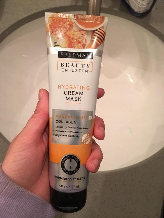 [Review] Freemans Beauty Infusion Hydrating Cream Mask
