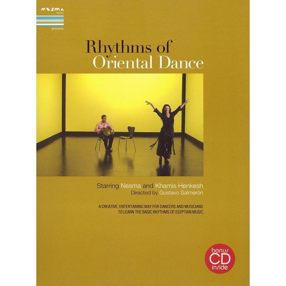 Nesma and Kasmis Henkish: Rhythms of Oriental Dance [DVD/CD]
