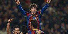 #Messi 10/3 For El Clasico Opener - #RealMadrid (21/10 Hills) host #Barcelona (7/5 Stan James) in the La Copa del Rey semi finals.
