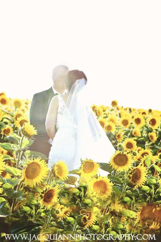 Country garden wedding in Moses Lake Wa