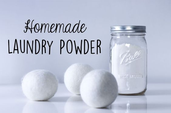 Zero Waste Nerd: Homemade Laundry Powder