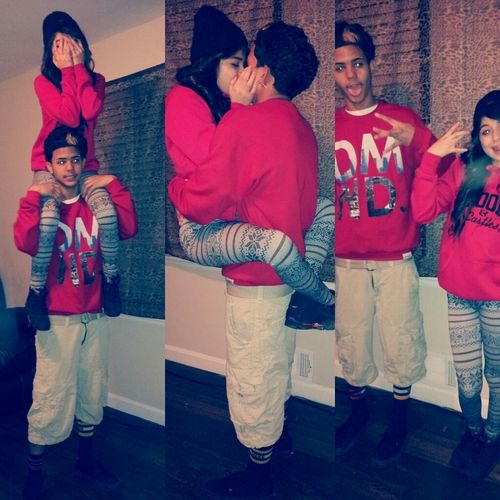 swag cute couples matching red cute couples