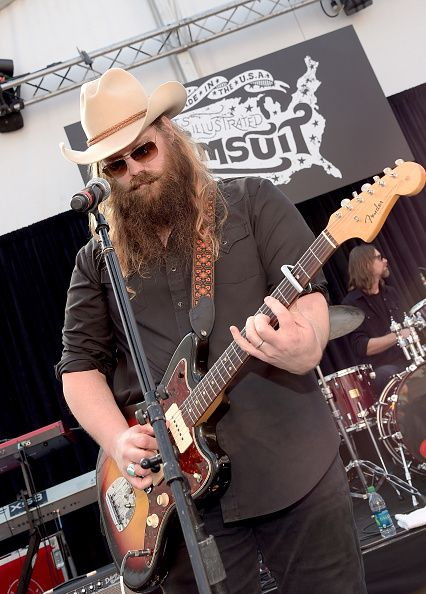 Chris Stapleton is hoping for a Grammy nomination... we hope he gets one too! #iHeartCountry