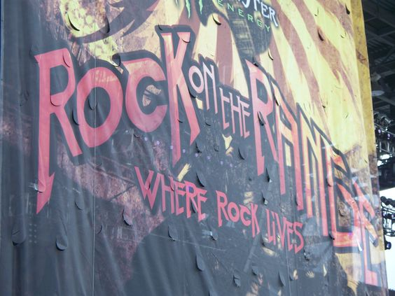 Rock on the Range-- This event takes place each May in Columbus, OH.  Usually three stages are set up and approximately 40 bands are there.    http://rockontherange.com/pc.html