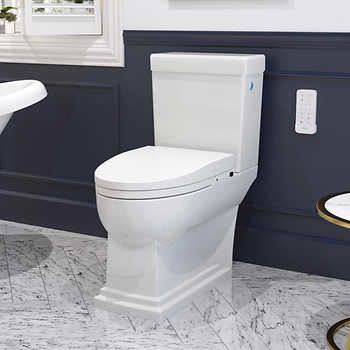 Ove Decors Irenne Classic Smart Bidet Toilet Bidet Toilet Bidet Smart Toilet