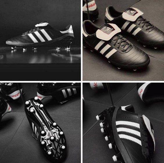 Adidas Kaiser 5 Vs Copa Mundial