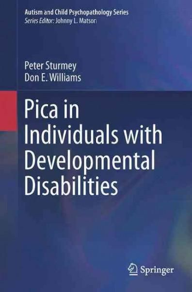 This book provides a comprehensive overview of the clinical phenomenon of pica…
