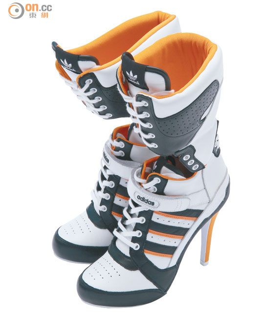 Adidas Jeremy Scott Harley Quinn