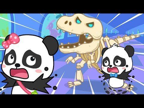 Dinosaurs Come Alive Dinosaur Cartoon Dinosaur Museum Kids Songs Kids Cartoon Babybus Youtube In 2020 Kids Songs Cartoon Kids Cartoon Dinosaur