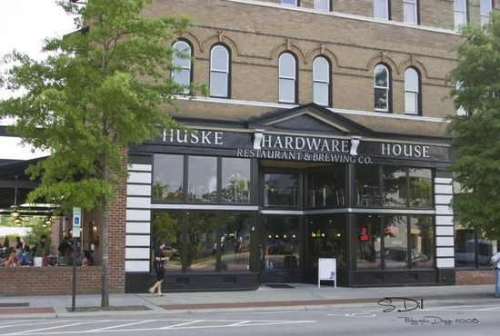 Huske Hardware House Restaurant & Brewing, Fayetteville, NC