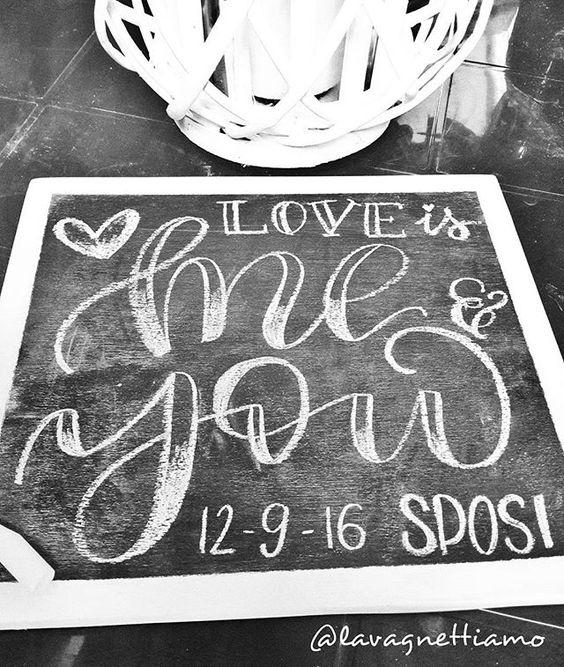 Proposte matrimoniose!! By #lavagnettiamo #lavagnettiamo@gmail.com #chalkboardart #art #chalkboard #lavagna #lavagnettepersonalizzate #lavagnetta #chalk #chalklettering #handwriting #handlettering #handletter #calligraphy #moderncalligraphy #calligrafia #lettering #calligrafiamoderna #chalkart #wedd #wedds #wedding #matrimonio #instawed #love