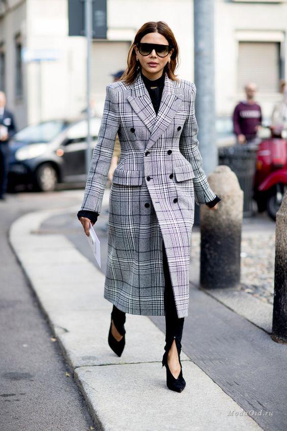 Уличная мода: Уличный стиль недели моды в Милане весна-лето 2018: стритстайл