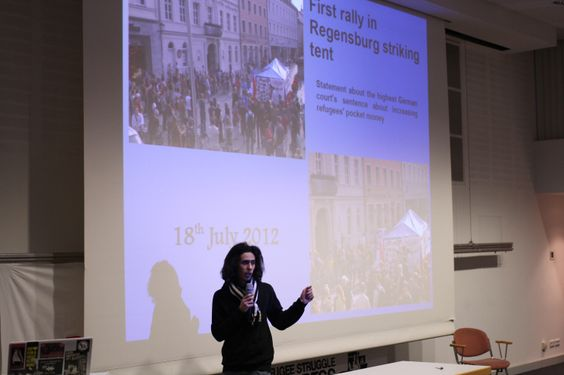 Pictures   Refugee Congress in Munich
