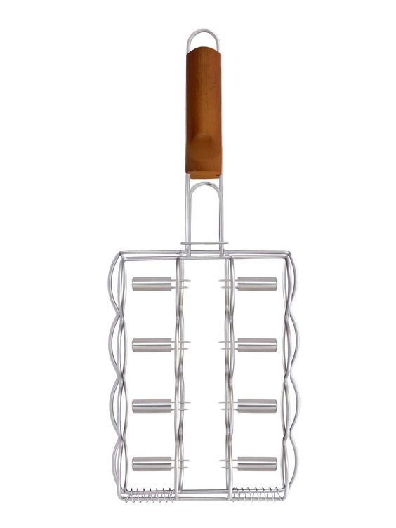 Mr. Bar-B-Q  Non-Stick Corn Basket with Corn Holders (Set of 2)