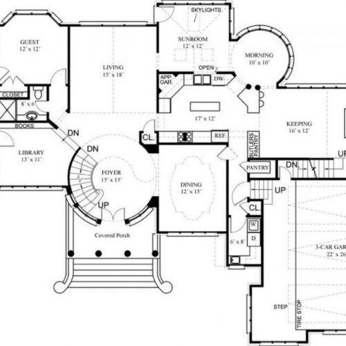11 Unique 200 Square Meters House Floor Plan Lantai Hidup Ruko