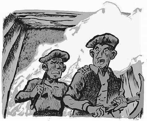 """El blog de """"Acebedo"""": El minero asturiano conocido como """"Juanón"""" fue ase..."""