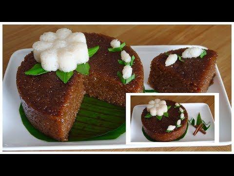 Resep Dan Cara Membuat Wajik Ketan Gula Merah Youtube Makanan Manis Makanan Gula