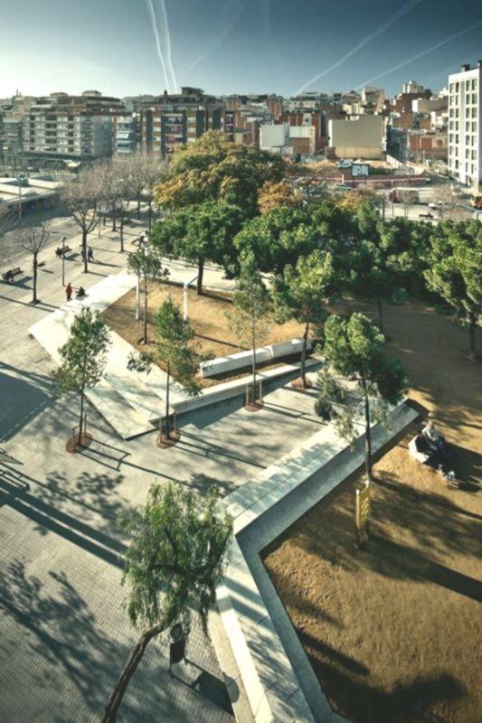 Ocellets Park Laud8 Landscape Architecture Urban Design Urban Landscape Design Landscape And Urbanism Architecture Landscape Architecture Model