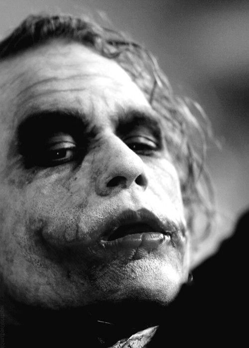 Heath Ledger - Coringa: