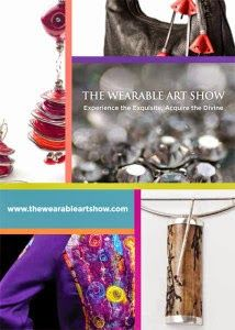 Ruby Diego Handmade Sculptural Jewellery and Adornments: The Wearable Art Show