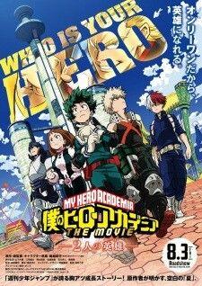 Boku no Hero Academia the Movie 1: Futari no Hero Sub Indo