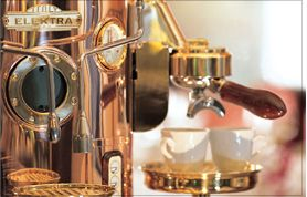 Elektra: italian espresso coffee machines