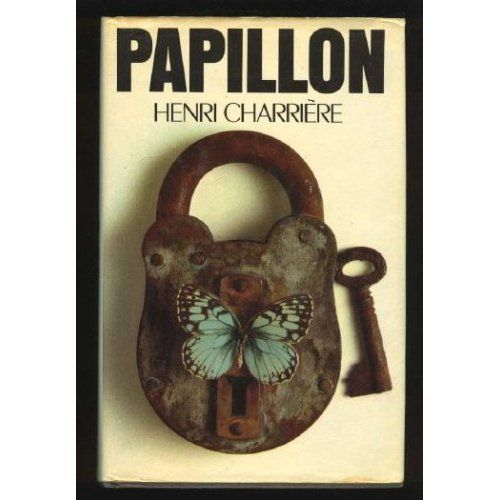 """May 18, 1970  Henri Charrière, called """"Papillon,"""" for the butterfly tattoo on his chest, was convicted in Paris in 1931 of a murder he did not commit. Sentenced to life imprisonment in the penal colony of French Guiana, he became obsessed with one goal: escape. After planning and executing a series of treacherous yet failed attempts over many years, he was eventually sent to the notorious prison, Devil's Island, a place from which no one had ever escaped . . . until Papillon."""
