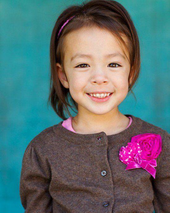 Aww 14 Adorable Half Korean Children Modern Family Lily Aubrey Anderson Half Korean