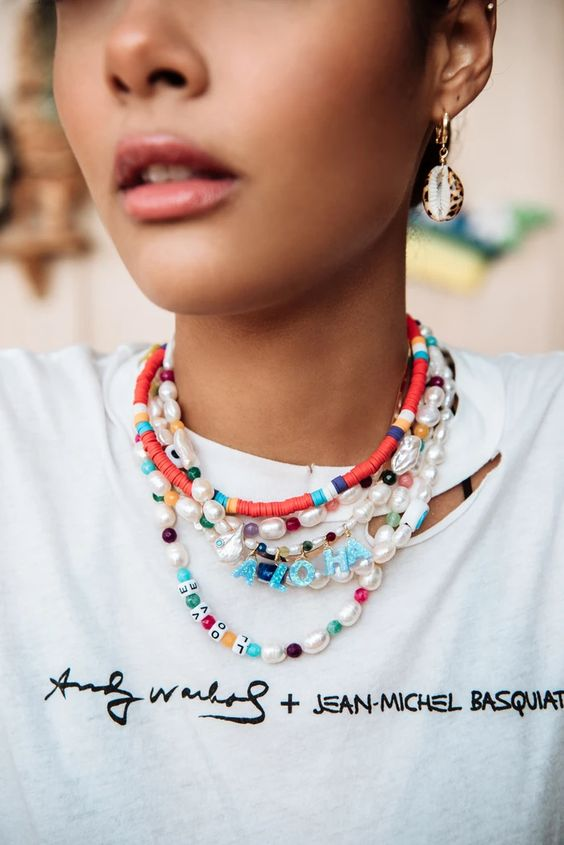 Necklaces | MAISONIREM