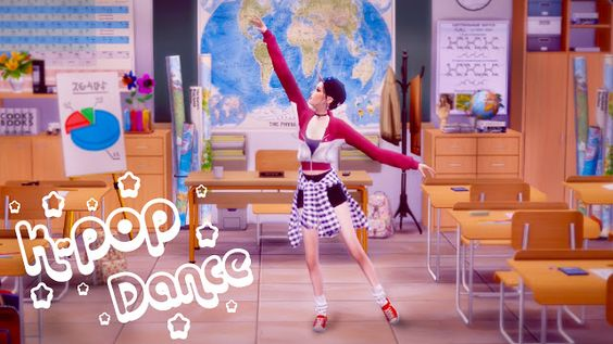 The Sims 4 Dance Animation Sims 4 Sims mods The sims 4 packs