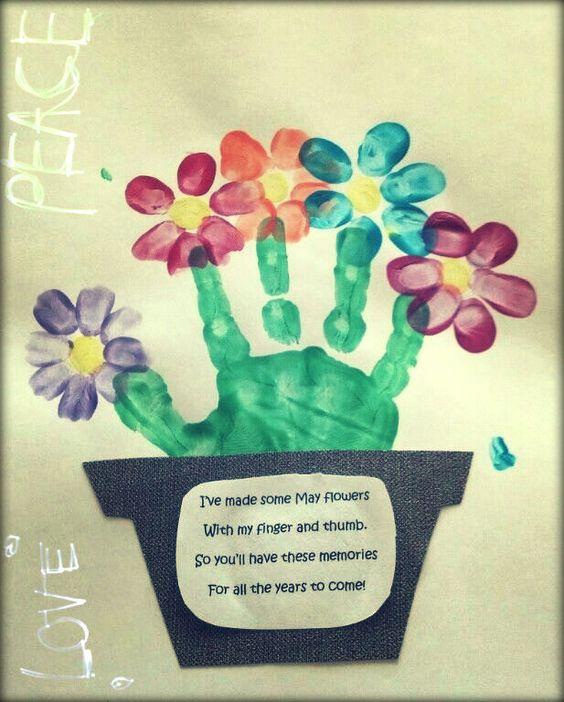 Soy Preescolar  Ideas Para La  Primavera Con Los
