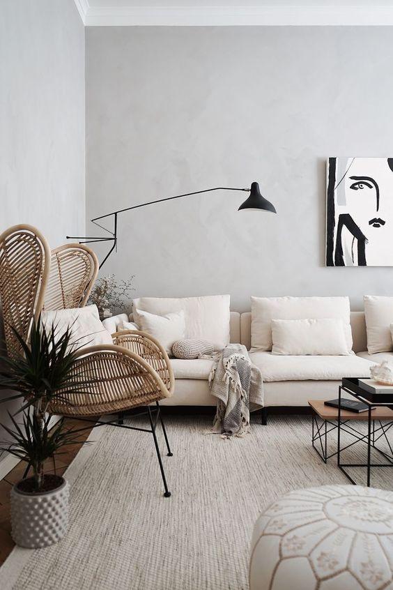 Phong cách Scandinavian - Trang trí nhà đẹp kiểu Bắc Âu 10