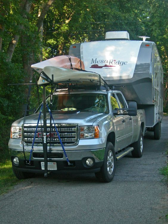 Model Where To Transport A Kayak  General Discussion  Toyota Motorhome