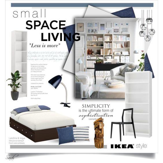 Compact Living Kok Ikea : Small Space Living Ikea Style  Small Space Living, Small Spaces and
