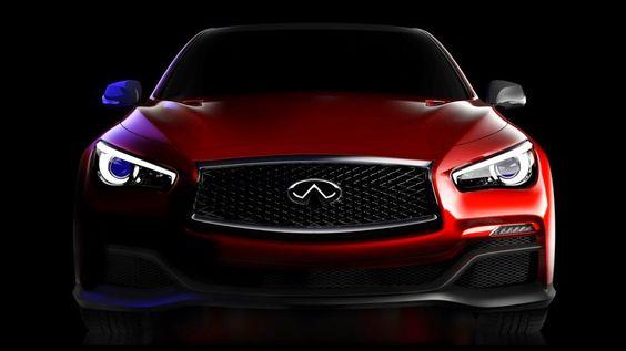 Infiniti : Après le FX50 Vettel Edition, la Q50 Eau Rouge