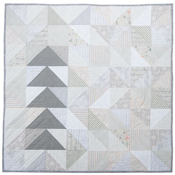 Quilt by Rebecca Burnett.